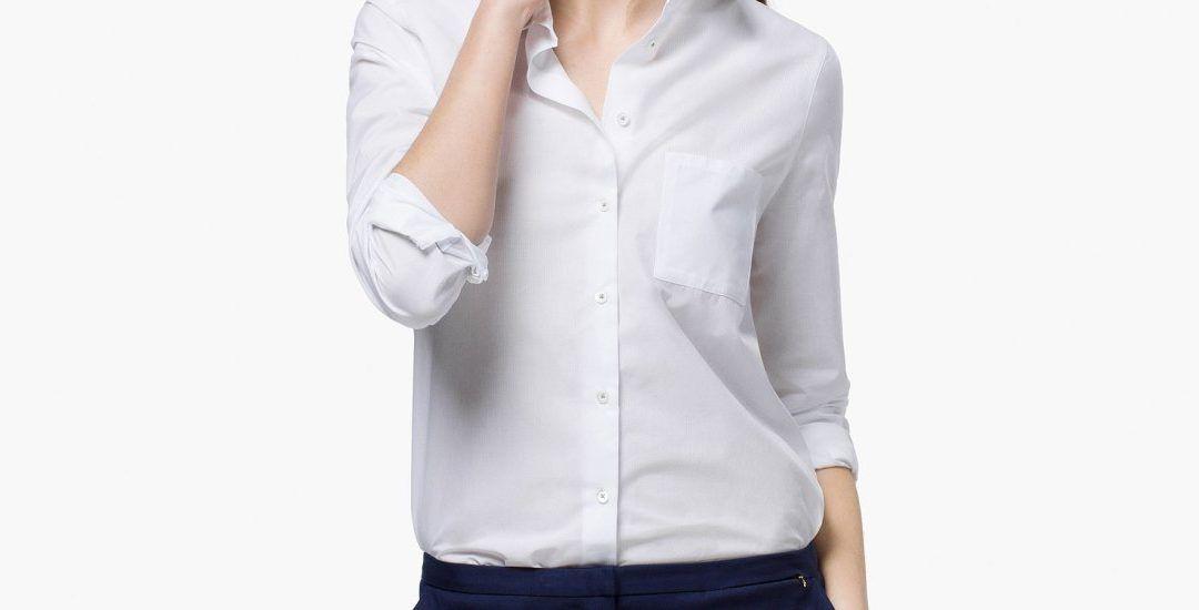 Cómo elegir la camisa blanca perfecta
