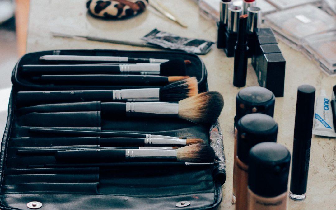 Maquillaje para una entrevista de trabajo.