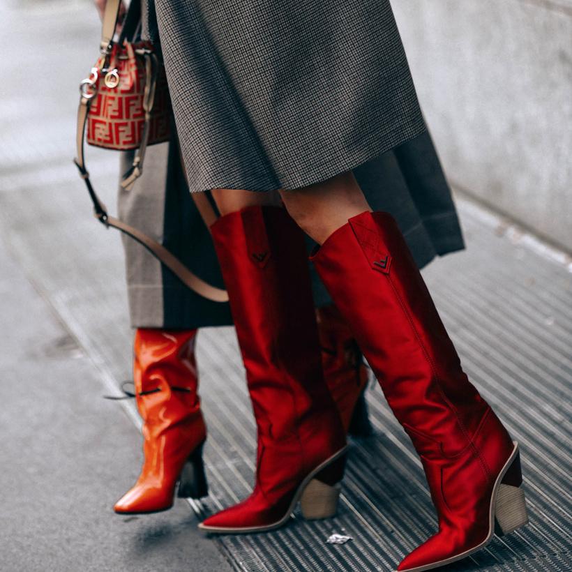 botas otoño invierno