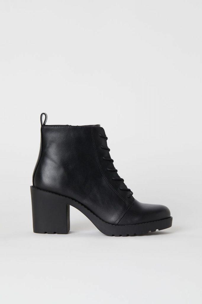 botas victorianas